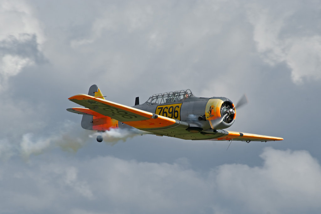 Harvard Mk. II