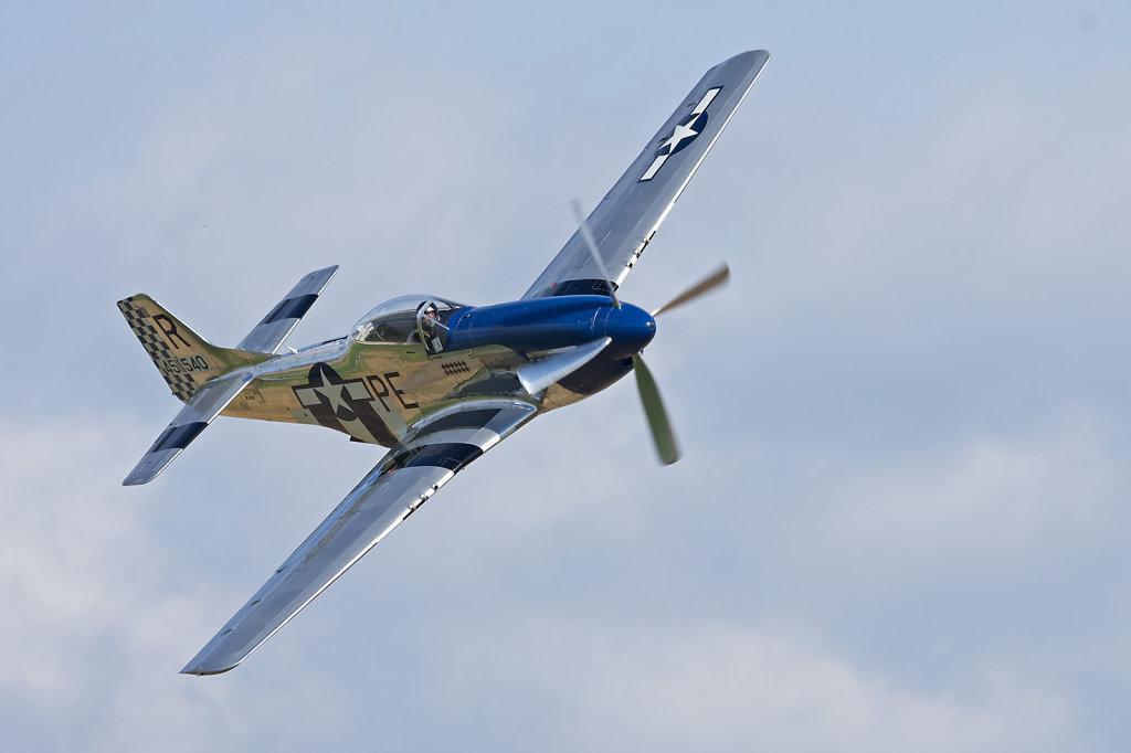 Mustang P-51D Excalibur