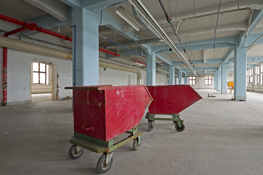 Rote Container