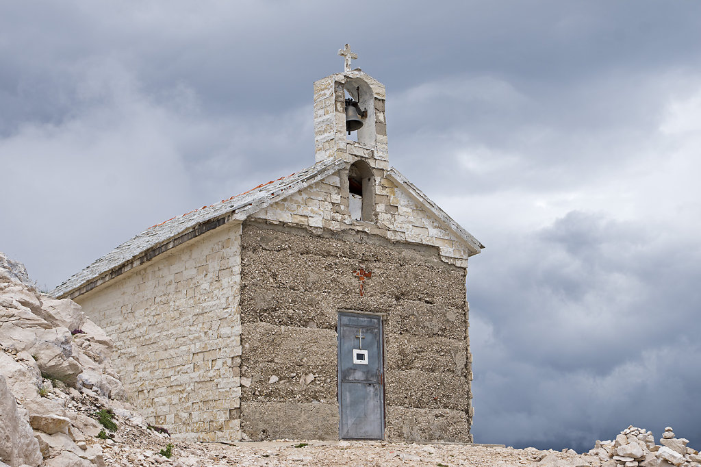 Kapelle am Gipfel