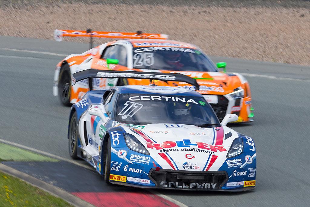 R8 vs. Corvette