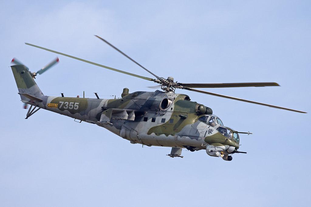 Mil Mi-24/35 Hind