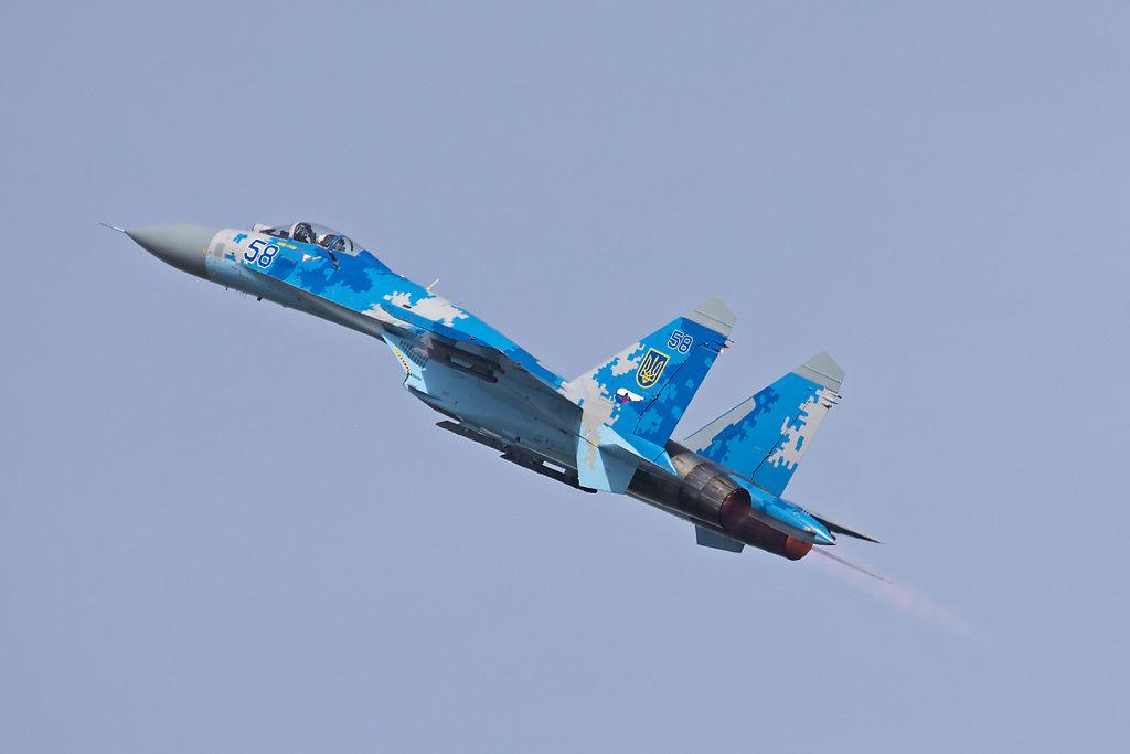 Suchoi Su-27